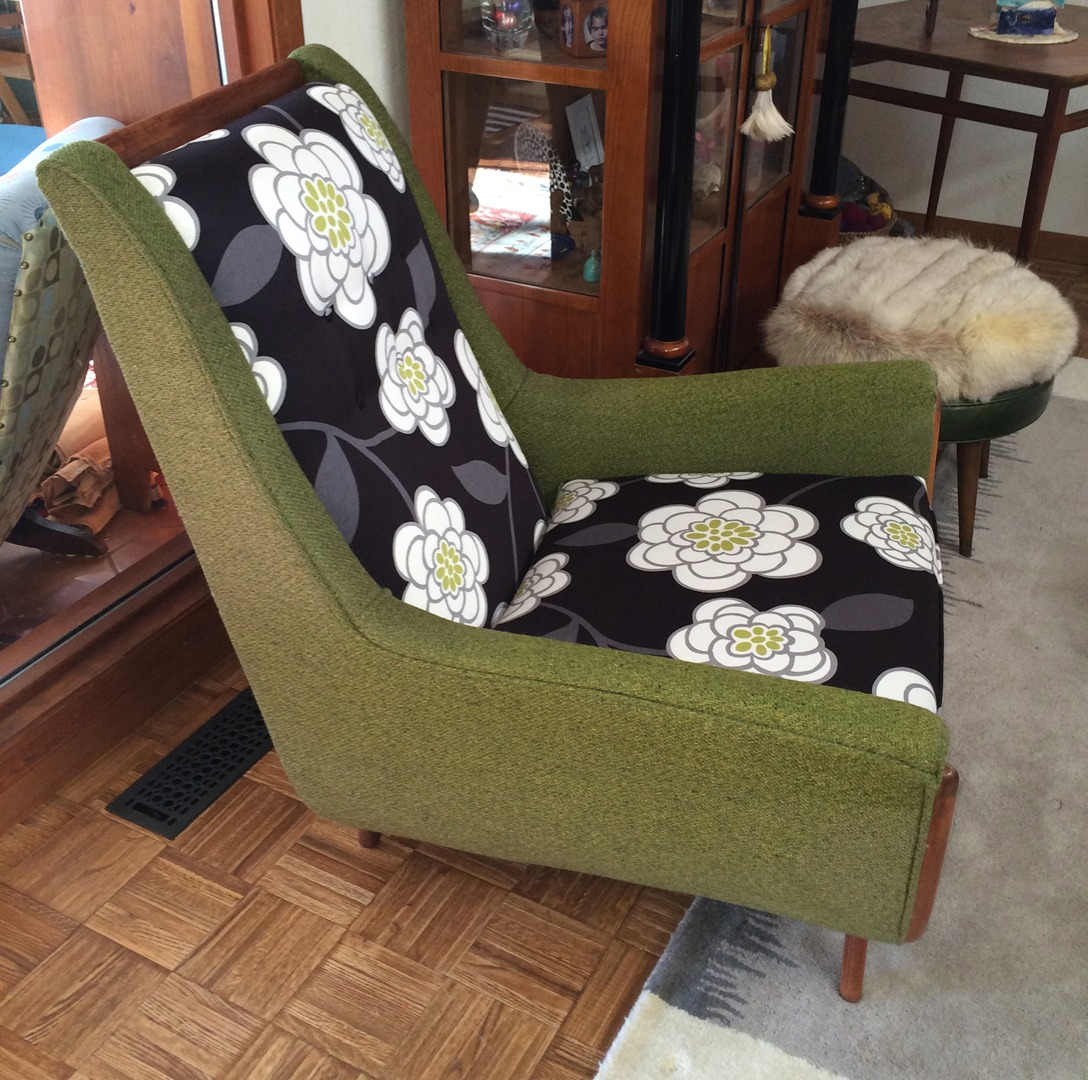 Commissioned Upholstery