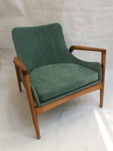 Kofod chair mid century modern icon designer furniture