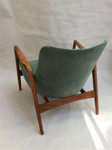 Kofod chair mid century modern icon designer furniture