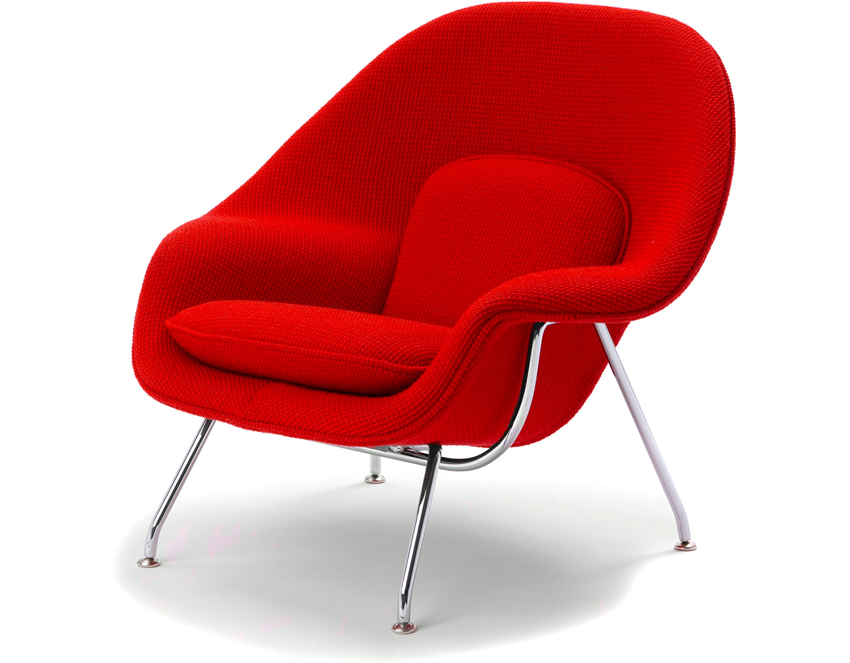 Eero Saarinen - The Womb Chair